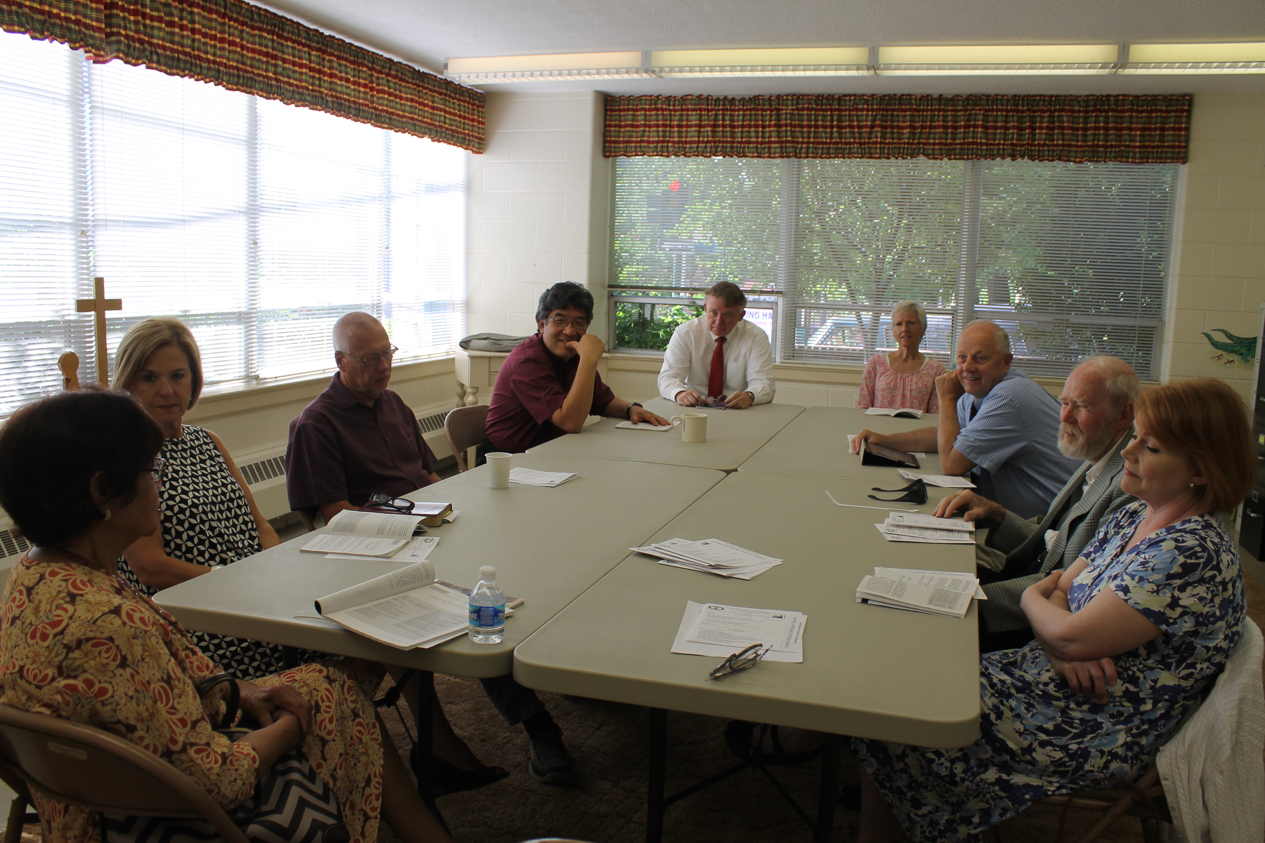 Our Adult Sunday School Class