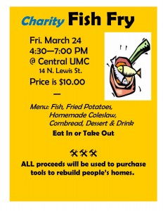 Fish Fry for Tools